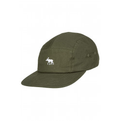 Moosam 5 Panel Cap Green