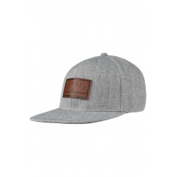 Graham Snapback Cap Heather...