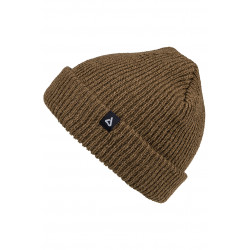Neal 2 Beanie Heather Brown