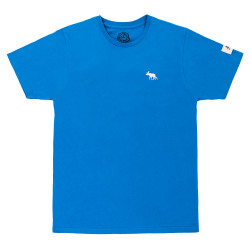 Mooser T-Shirt Pale Light Blue