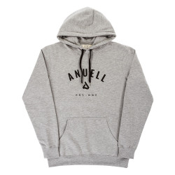 Dilmore Hoodie Heather Grey