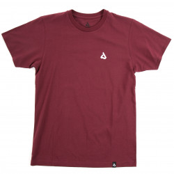 Louis T-Shirt Burgundy