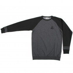 Pake Sweatshirt Grey Black