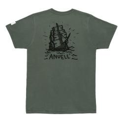 Arker T-Shirt Olive