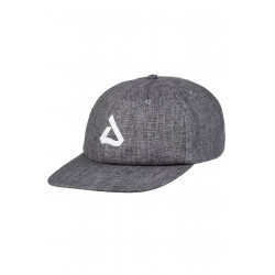 Packam 6 Panel Cap Grey