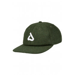Packam 6 Panel Cap Green