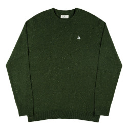 Wayke Sweatshirt Green Wool