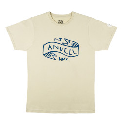 Henryer T-Shirt Sand