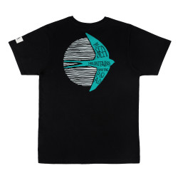 Martin T-Shirt Black Mint