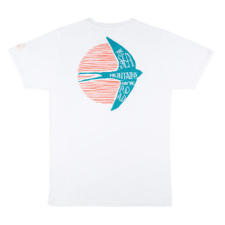 Martin T-Shirt White Melon
