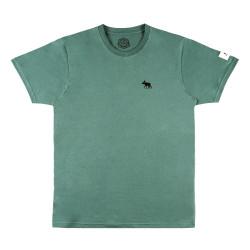 Mooser T-Shirt Petrol