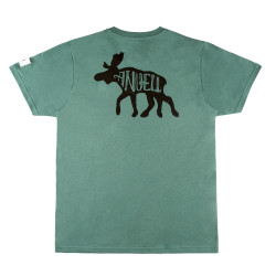 Mooser T-Shirt Petrol