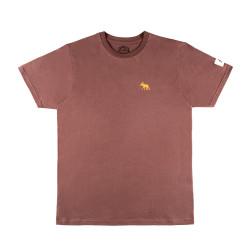 Mooser T-Shirt Maroon