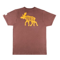 Mooser T-Shirt Maroon