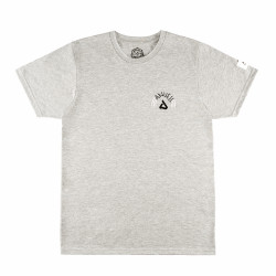 Walsher T-Shirt Heather Grey