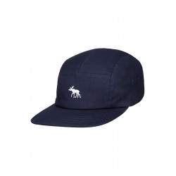 Moosam 5 Panel Cap Navy