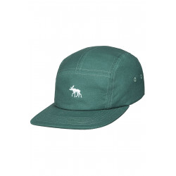 Moosam 5 Panel Cap Teal