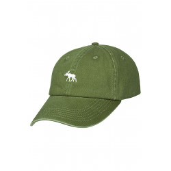 Moosies Dad Cap Olive