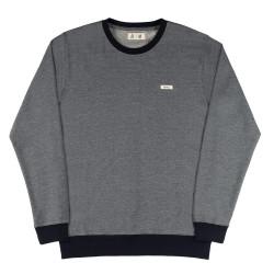 Vetrem Sweatshirt Navy Pique