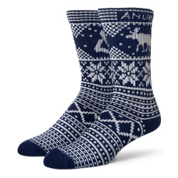 Mountocks Socks Navy