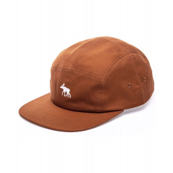 Moosam 5 Panel Cap Maple