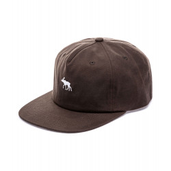 Mooser Waxed 6 Panel Cap...