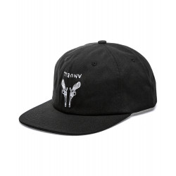 Mavam 6 Panel Cap Black