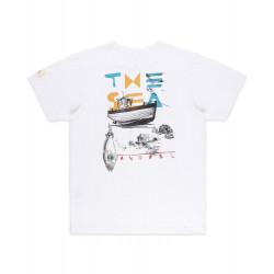 JR Sea T-Shirt White
