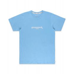 Majester T-Shirt Stone Blue