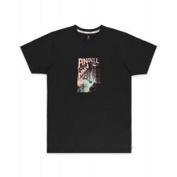 Sculler T-Shirt Black