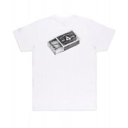 JR Match T-Shirt White