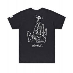 Mulder T-Shirt Black