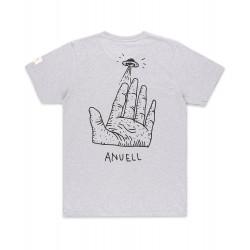 Mulder T-Shirt Heather Gey