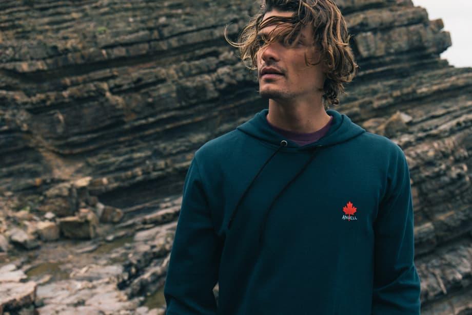 spring summer 19 - anuell referor hoodie